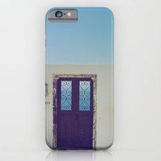Santorini Door V Slim Case iPhone 6s