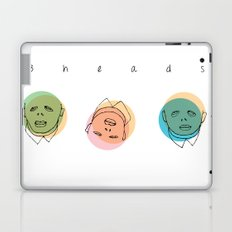 3 heads Laptop & iPad Skin
