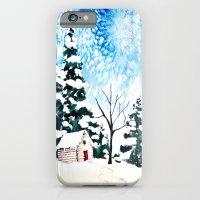 Flurries  iPhone 6 Slim Case