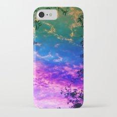 Rainbow Forest Slim Case iPhone 7