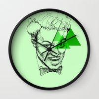 Chuck Berry Wall Clock