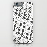 Penguin Print iPhone 6 Slim Case