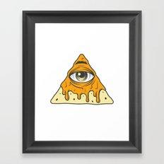 Illuminacho Framed Art Print