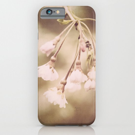 Delicate Spring iPhone & iPod Case