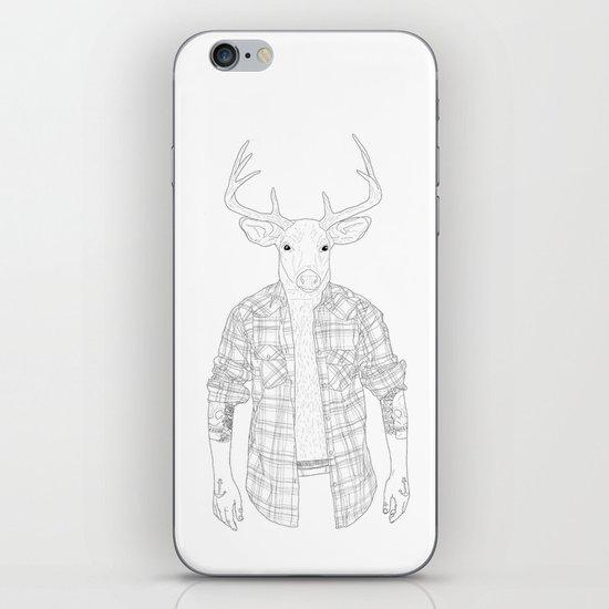 What the Deer ? iPhone & iPod Skin