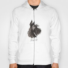 Scottish Terrier profile Hoody