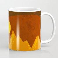 Color/Landscape 9     (B… Mug