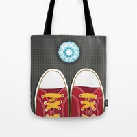 Casual Friday At Stark I… Tote Bag