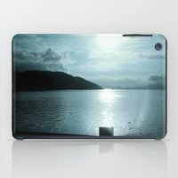 SUNSET RIVER iPad Case