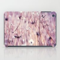 Flower field iPad Case
