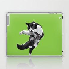 Dancing Cat Laptop & iPad Skin