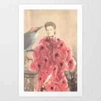 Salvaged Relatives (10) Art Print