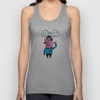 the wars are not the only way, there is the trek too Unisex Tank Top