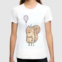 happy birthday T-shirts featuring Happy Birthday! by giuditta matteucci
