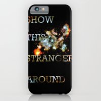 iPhone & iPod Case featuring This Stranger by FoolishGraphics