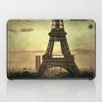 Mon Paris - La Tour Eiffel iPad Case