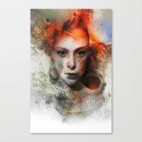 Mothcharmer Canvas Print