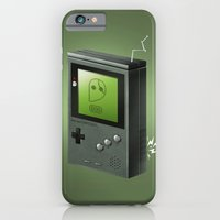 iPhone & iPod Case featuring Gamebay by Terry Mack
