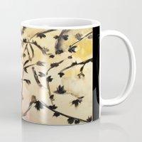 Look Up Nature Abstract 1 Mug