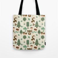 Nature Friends Tote Bag