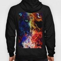 New Nebula Design Hoody