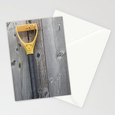 Yellow Handle Stationery Cards