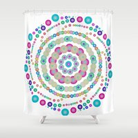 Chemistry fun Shower Curtain