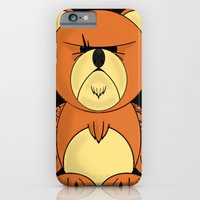 iPhone & iPod Case featuring Angrier Ted by Hurtin Albertan