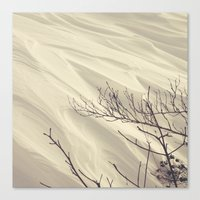 Wind is... Canvas Print