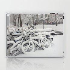 Let's Snow! Laptop & iPad Skin
