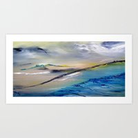 Countryside Art Print