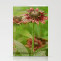 Walk Right Up Stationery Cards