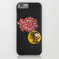 iPhone & iPod Case featuring Jokahahaha by Jason van Zwieten