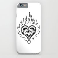 Sacred Heart iPhone 6 Slim Case
