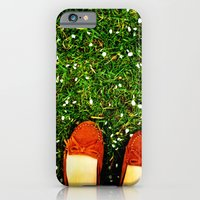 iPhone & iPod Case featuring Green Green Grass by Bolu By Rima