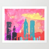 Seven Thirty Art Print