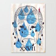 TWENTYSEVEN Canvas Print