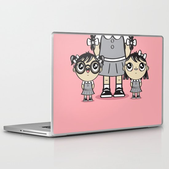 Some Girls Are Bigger Than Others Laptop & iPad Skin
