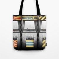 Arcade Machines Tote Bag