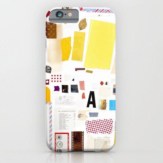 Hunter Gatherer iPhone & iPod Case