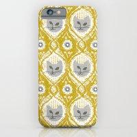 Grey Cat iPhone 6 Slim Case