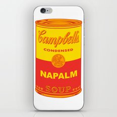 Napalm Soup iPhone & iPod Skin