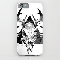 Deer Skull iPhone 6 Slim Case