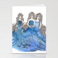 Salt Sisters Stationery Cards