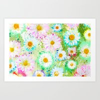 Sweets Dreams Art Print