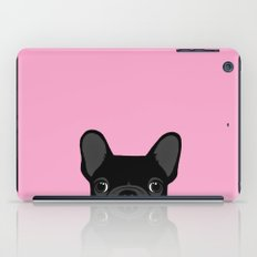 French Bulldog iPad Case