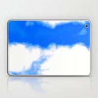 Blue Cloud Laptop & iPad Skin