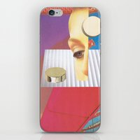 Reality Features iPhone & iPod Skin