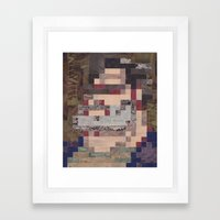 Ben Framed Art Print