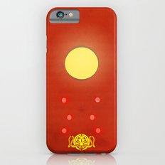 Crimson Typhoon iPhone 6 Slim Case